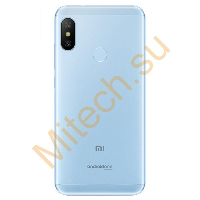 Xiaomi Mi A2 Lite 4x64 Гб (Голубой)