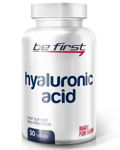 Be First - Hyaluronic Acid (60 таб)