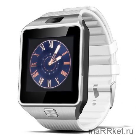 Умные часы CARCAM SMART WATCH DZ09 - SILVER