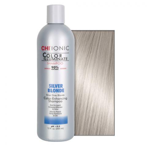 Оттеночный шампунь серебряный блонд/Silver Blonde 355 мл, шт