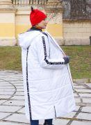 пальто в спортивном стиле