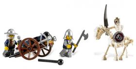 7090 Лего Атака баллисты