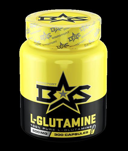 Binasport - L-Glutamine (300 капс)
