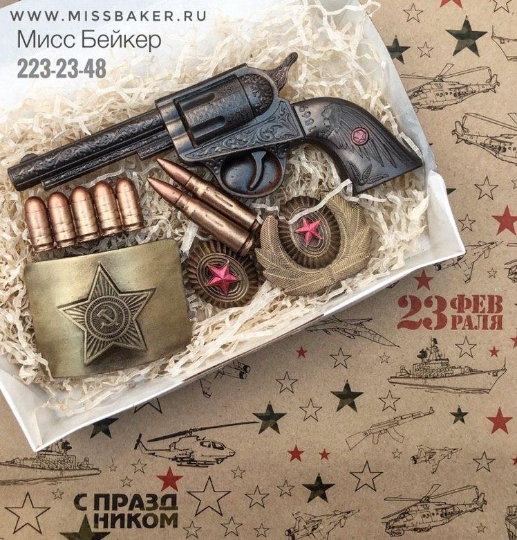 """Набор """"Револьвер с пулями"""""""