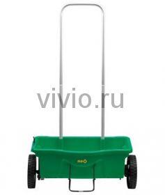 Сеялка для газона/удобрения 14л/450мм на колесах