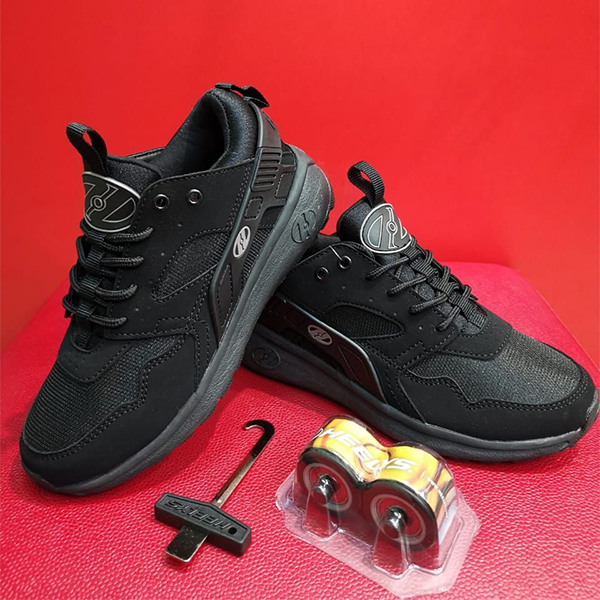 HEELYS FORCE BLACK