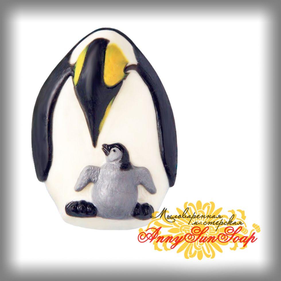 """Мыло """"Императорский пингвин"""""""