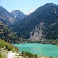 Тургеньский водопад Медвежий и озеро Иссык экскурсия