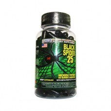 Жиросжигатель Black Spider 25mg Eph(Cloma Pharma) 100кап