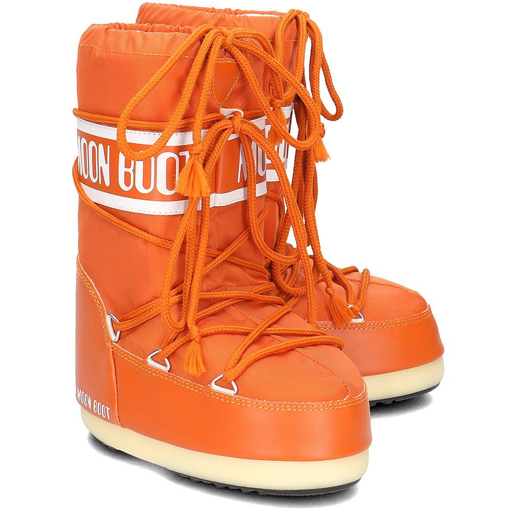 Moon Boot Nylon Orange / 27-30.