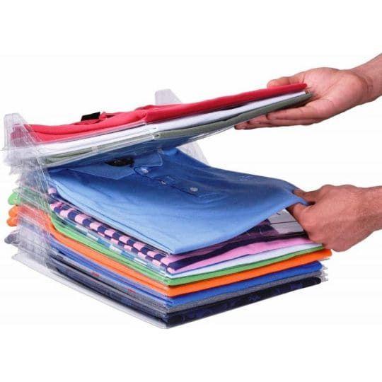 Система хранения одежды T-Shirt Organizing System, 10 шт.