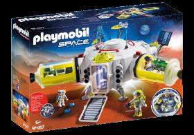 Набор Playmobil 9487 Марсианская станция