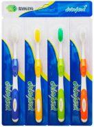 Зубные щетки Nano Premium 4 шт.