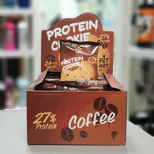 FitKit - Protein Cookie (40 г)