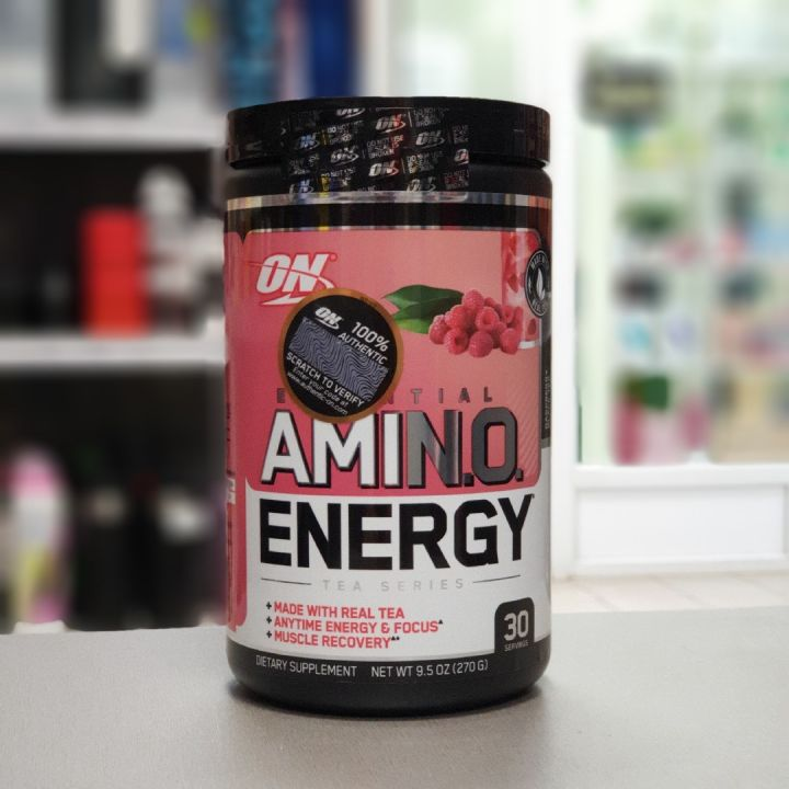 Optimum Nutrition - Amino Energy (270 г / 30 порций)