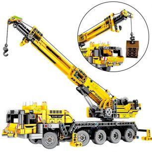 Конструктор Lego Technic подъемный кран