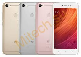 Xiaomi Redmi Note 5A Prime 4+64GB