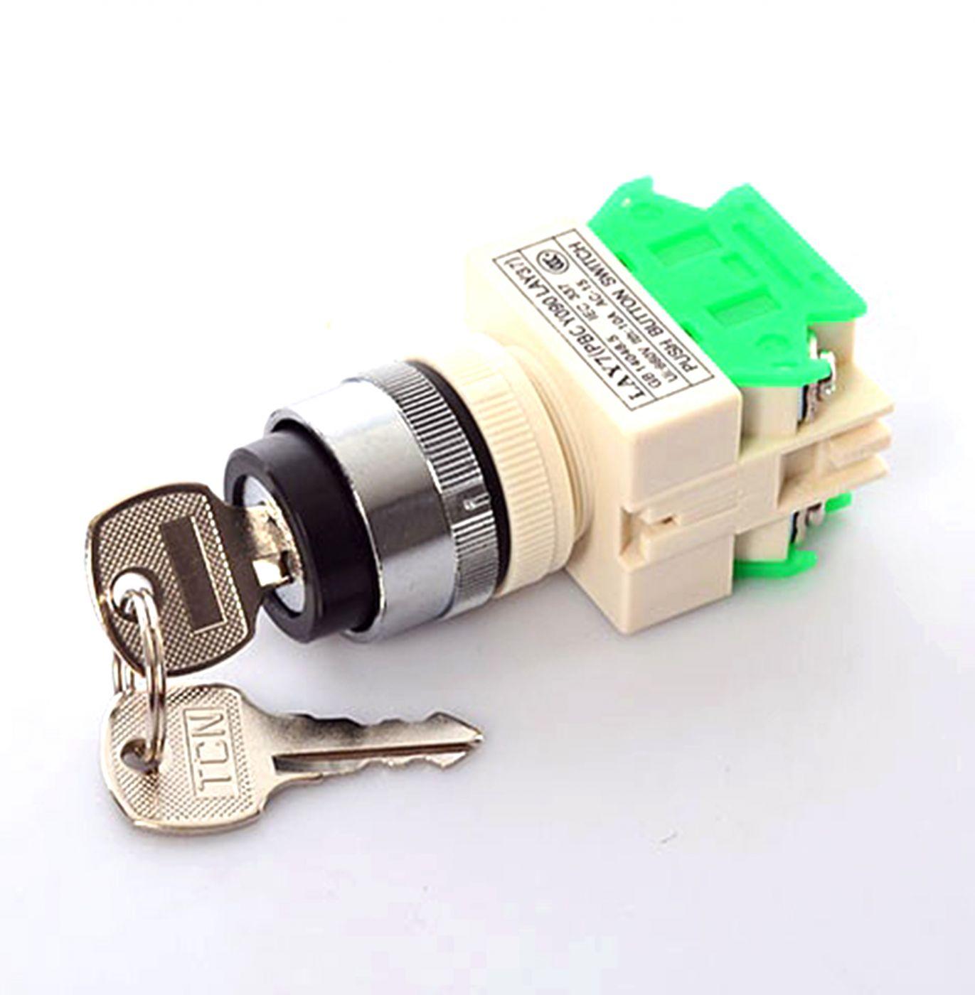 Переключатель режимов скорости с ключем 3-speed электро