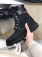 Timberland Leather thermolite Black