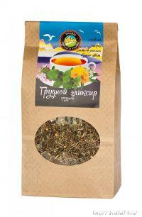 """Травяной чай """" Грудной сбор"""" (бронхолитический) №19"""