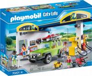 Playmobil 70201 Большая заправка