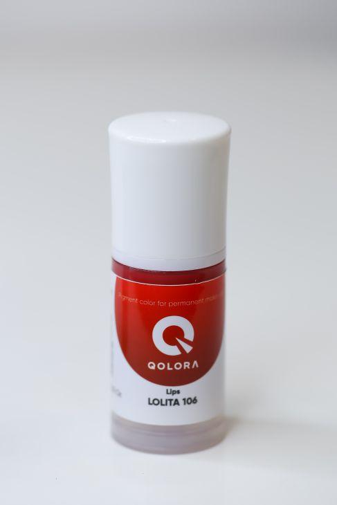 Пигменты QOLORA Lips Lolita 106