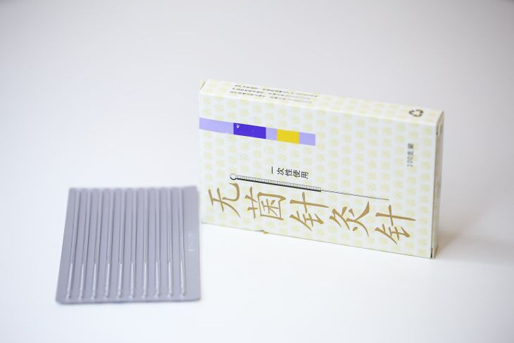 Иглы(акупунктура) - 0.3 мм, 100 шт