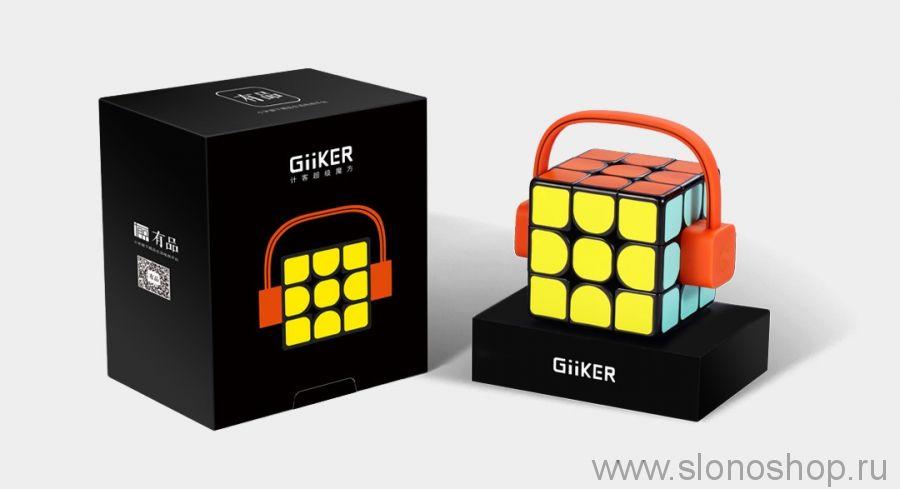 Умный Кубик Рубика Xiaomi Giiker Metering Super Cube