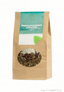 """Травяной чай """"Нормализующий давление"""" №15"""