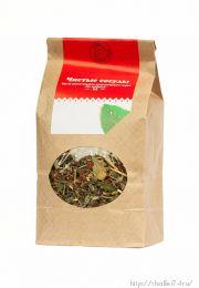 """Травяной чай """" Чистые сосуды"""" №5"""