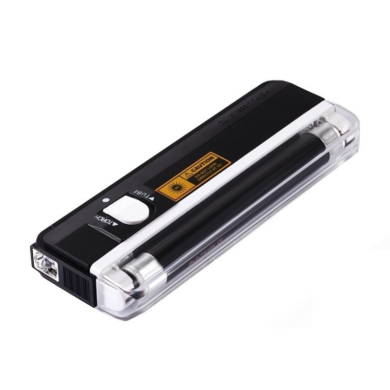 Портативный детектор валют Handheld Blacklight DL-01