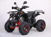 Avantis Classic 8+ 125 сс Квадроцикл бензиновый черный вид 1
