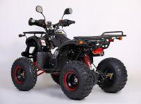 Avantis Classic 8+ 125 сс Квадроцикл бензиновый черный вид 3