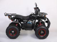 Avantis Classic 8+ 125 сс Квадроцикл бензиновый черный вид 5