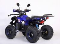 Avantis Classic 8+ 125 сс Квадроцикл бензиновый синий вид 3