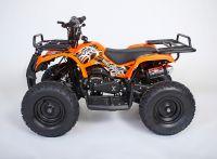 MOTAX Mini Grizlik X-16 BIG Wheel бензиновый оранжевый вид 2