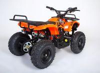 MOTAX Mini Grizlik X-16 BIG Wheel бензиновый оранжевый вид 4