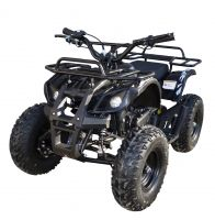 MOTAX Mini Grizlik X-16 BIG Wheel бензиновый черный вид 1