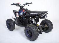 MOTAX Gekkon 70 сс Квадроцикл бензиновый черно-синий вид 3