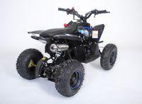 MOTAX Gekkon 70 сс Квадроцикл бензиновый черно-синий вид 4