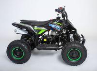 MOTAX Gekkon 70 сс Квадроцикл бензиновый черно-зеленый вид 5