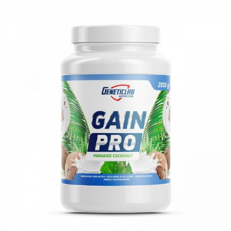 GAIN PRO от Geneticlab 2кг