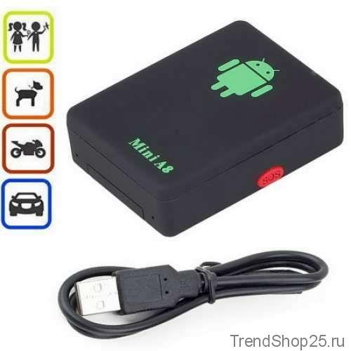 GPS-трекер Мини А8