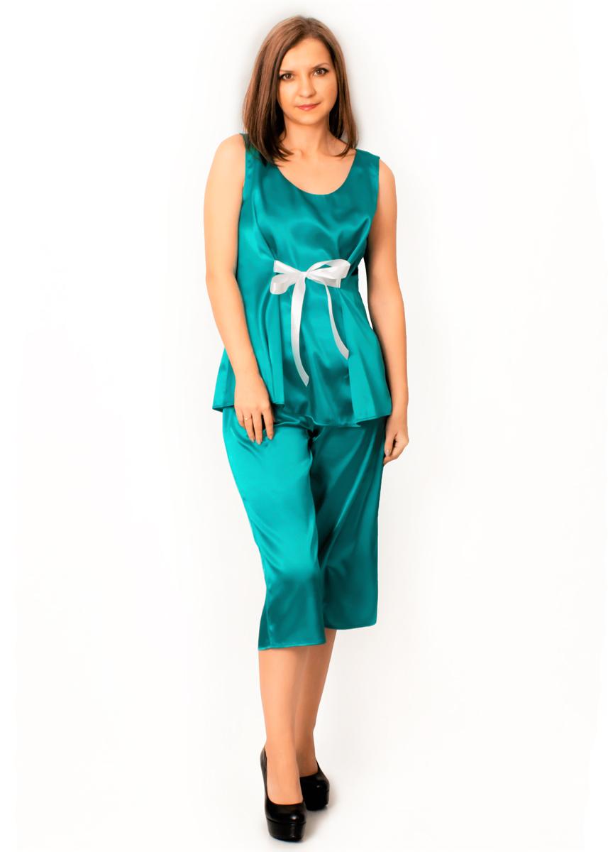 Домашний костюм - Соната (бирюзовый)