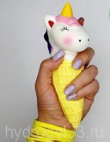сквиши мороженое единорог