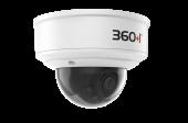 Модель 0128, 5мп IP-камера, моторизированный 3.6-11мм, купольная,PoE