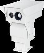 Поворотный тепловизор VOx 400 x 300 пкл Модель 0294 TPZ-16