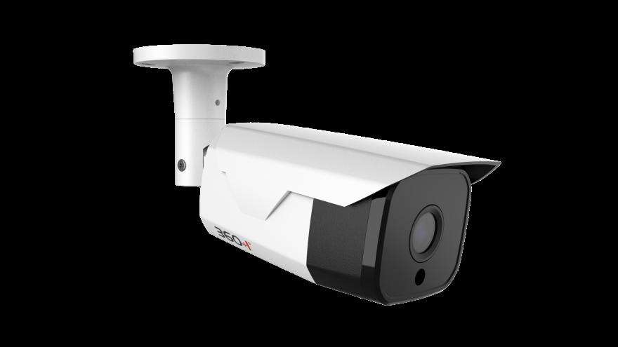 Модель SP-501R, 2 Мп IP-камера, цилиндрическая, PoE.