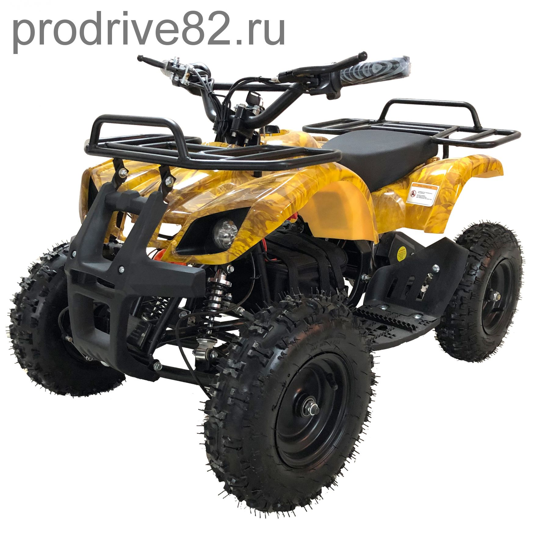 MOTAX Mini Grizlik Х-16 1000W Электроквадроцикл
