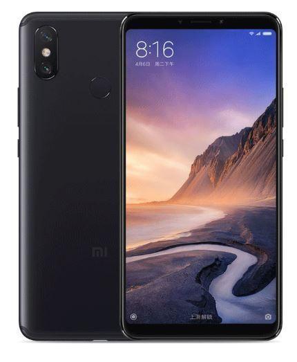 Xiaomi Mi Max 3 4x64gb (Черный)